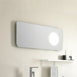 Fluent Wall Lighting Mirror | Mirrors | Inbani