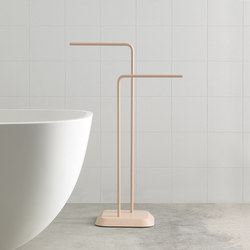 Fluent Freestanding Towel Rack | Towel rails | Inbani