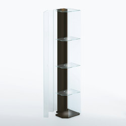 Solo | Display cabinets | Glas Italia