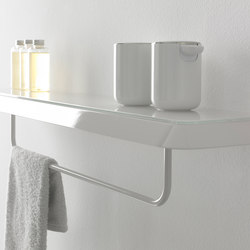 Fluent Towel Rack | Towel rails | Inbani