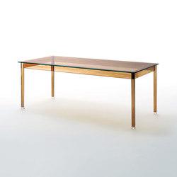 Sublimazione Tavoli | Dining tables | Glas Italia
