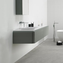 Fluent Bathroom Furniture Set 6 | Mobili lavabo | Inbani