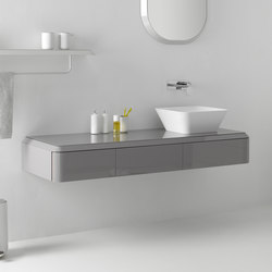 Fluent Bathroom Furniture Set 5 | Mobili lavabo | Inbani