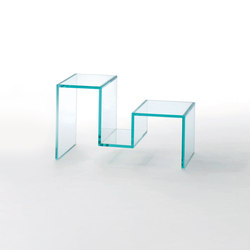 Torri | Side tables | Glas Italia