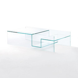 Labyrinth | Lounge tables | Glas Italia