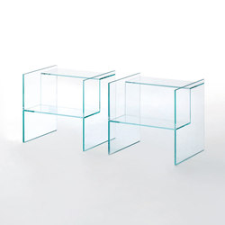 Labyrinth | Side tables | Glas Italia