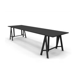 Cavalletto Modell 927 | Tables collectivités | Kim Stahlmöbel