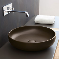 Shui on top bowl 45 | Wash basins | Ceramica Cielo
