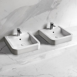 Opera washbasin 52 | Wash basins | Ceramica Cielo