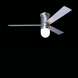 Cirrus hugger brushed aluminum with 352 light | Deckenventilatoren / Deckenfächer | The Modern Fan