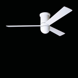 Cirrus hugger gloss white | Deckenventilatoren / Deckenfächer | The Modern Fan
