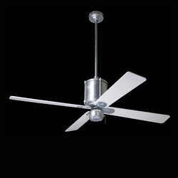 Industry galvanized | Ventilatori a soffitto | The Modern Fan