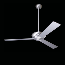 Altus brushed aluminum | Ceiling fans | The Modern Fan