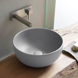 Shui on top bowl 40 | Wash basins | Ceramica Cielo