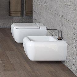 Shui wall hung wc | bidet | WCs | Ceramica Cielo