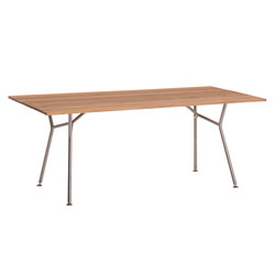Tablat Table | Dining tables | Atelier Pfister