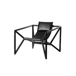 M3 Loungechair | Poltrone lounge | Neue Wiener Werkstätte