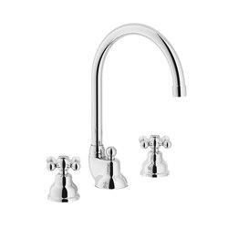 Grazia   Wash basin taps   NOBILI