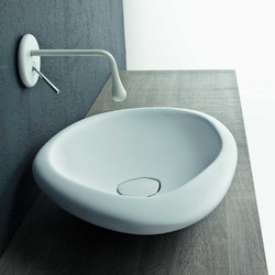Sasso Cemak | Wash basins | Mastella Design