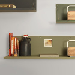 independent gil wallshelf | Shelving | Skram