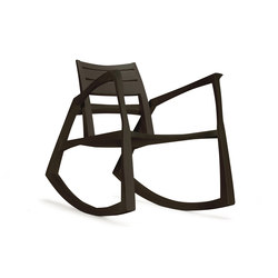 version 5 rocker timber | Poltrone lounge | Skram