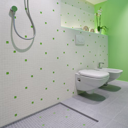 Mosaic Smooth 2,3X2,3 | Wall mosaics | MIPA