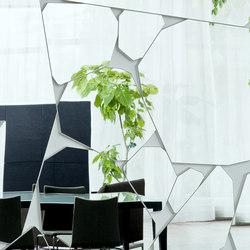 Scheggia di roccia mirror | Mirrors | Time & Style