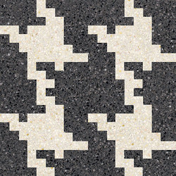 Invaders XL | Terrazzo tiles | MIPA