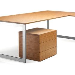 Bucs | Caissons mobiles pour bureaux | Forma 5