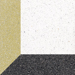 Cubi L | Terrazzo flooring | MIPA