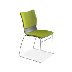 Onyx I 2232/00 | Visitors chairs / Side chairs | Casala