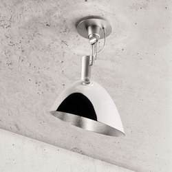 Tooling ceiling | General lighting | Ingo Maurer