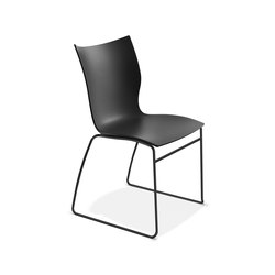 Onyx I 3240/00 frame black | Multipurpose chairs | Casala