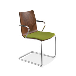 Onyx II 2341/10 | Visitors chairs / Side chairs | Casala