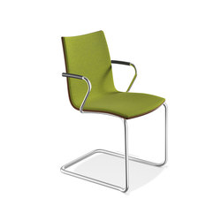Onyx II 2342/10 | Visitors chairs / Side chairs | Casala