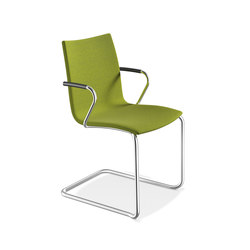 Onyx II 2343/10 | Visitors chairs / Side chairs | Casala