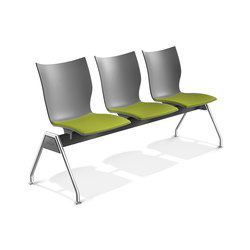 Onyx Beam Seating 2431/99 | Waiting area benches | Casala