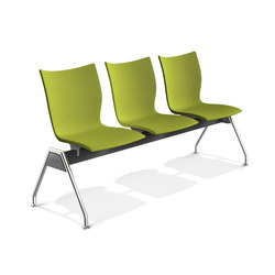 Onyx Beam Seating 2433/99 | Waiting area benches | Casala