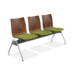 Onyx Beam Seating 2441/99 | Waiting area benches | Casala