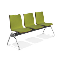 Onyx Beam Seating 2442/99 | Waiting area benches | Casala