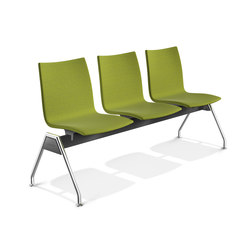 Onyx Beam Seating 2443/99 | Waiting area benches | Casala