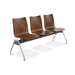 Onyx Beam Seating 3440/99 | Waiting area benches | Casala