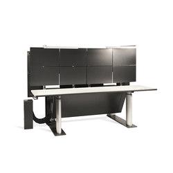 Vario Line Modell 940 | Tables | Kim Stahlmöbel