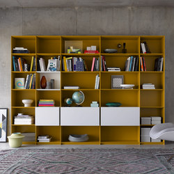 grid | Office shelving systems | interlübke