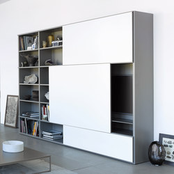 studimo | Mobili per Hi-Fi / TV | interlübke