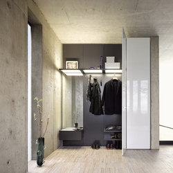 collect | Cloakroom cabinets | interlübke