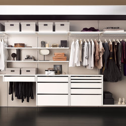 collect | Walk-in wardrobes | interlübke