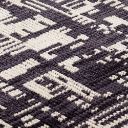 DGTL One anthracite & ivory | Rugs / Designer rugs | kymo