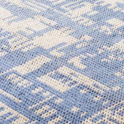 DGTL One pastel blue & ivory | Rugs / Designer rugs | kymo