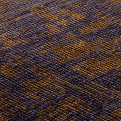 DGTL One anthracite & brown | Rugs / Designer rugs | kymo
